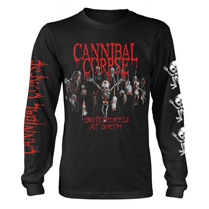 Cannibal Corpse - Butchered At Birth / Baby