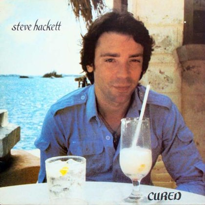 Hackett, Steve - Cured