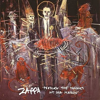 Zappa, Frank - Feeding The Monkeys